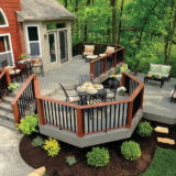 Проекты террас и веранд к дому