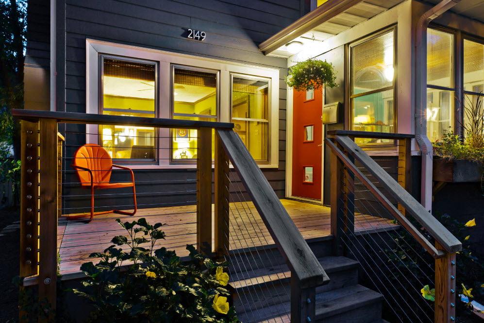 Создать уютное пространство можно и на пяти квадратных метрах