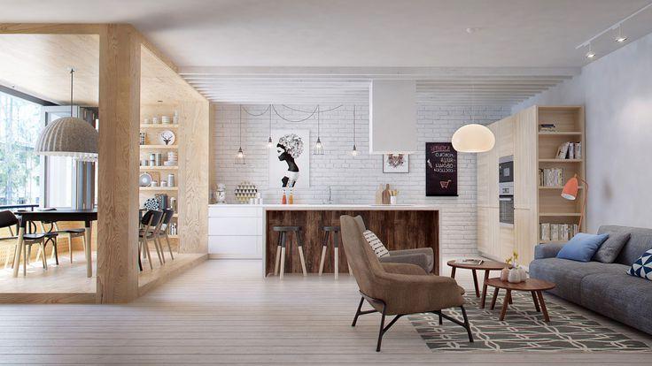 Подиум для столовой зоны - оригинальное решение для создания уникального и индивидуального дизайна