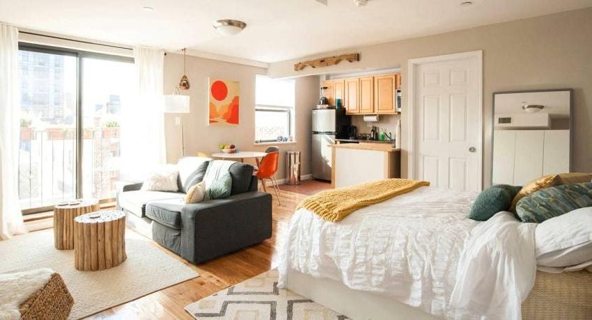 Грамотная расстановка мебели в маленькой квартире