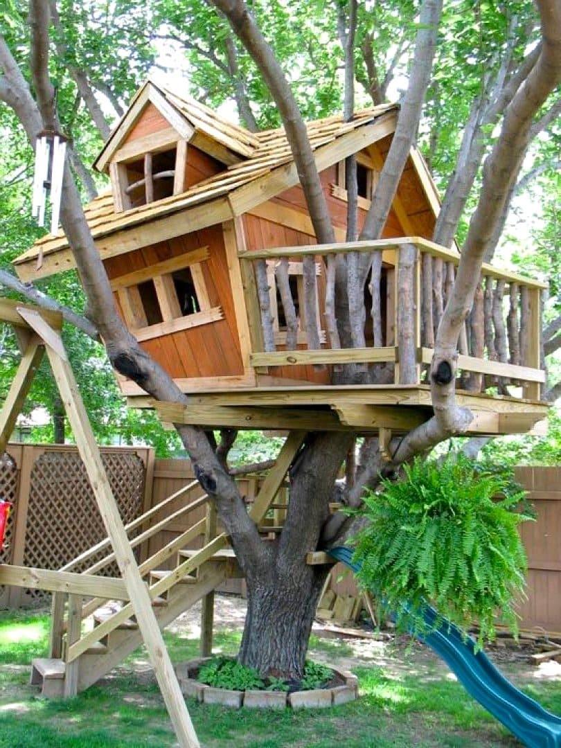 Простая и удобная конструкция, которая будет радовать ваших малышей бесконечно долго