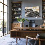 красивый стол для рабочего кабинета