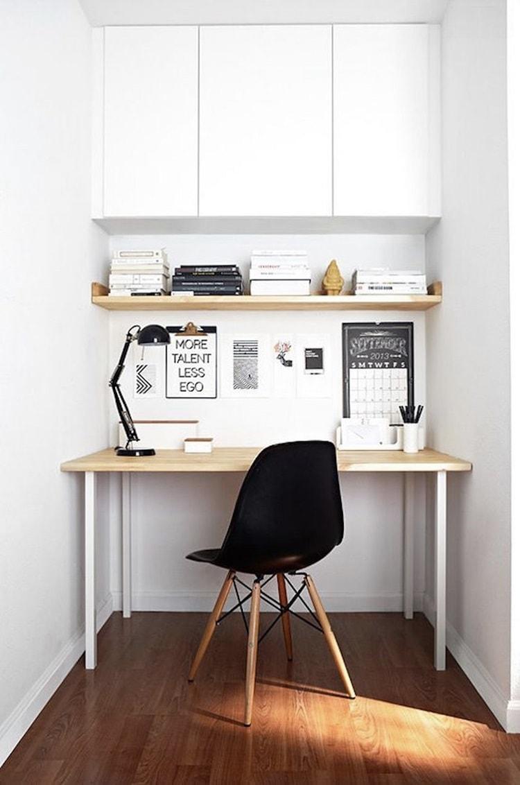 Классическое сочетание черного и белого цветов беспроигрышный вариант для дизайна интерьера