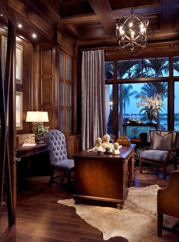 Мягкая обивка мебели и текстиль в одном тоне добавляет мягкости и гармонично сочетается с деревом