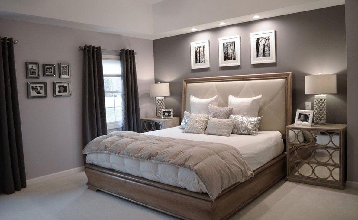 Уютная спальня в современном стиле