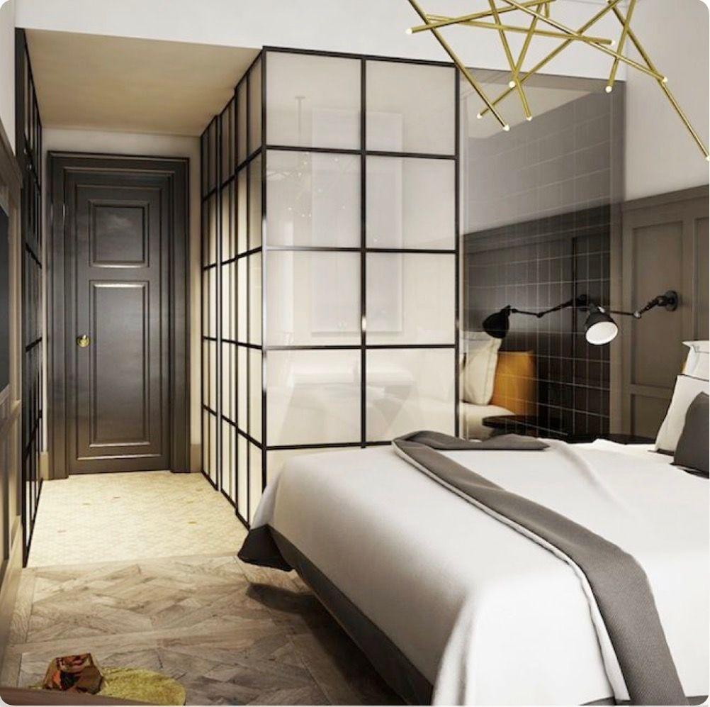 При правильной планировке, маленькая спальня может быть уютной и комфортной