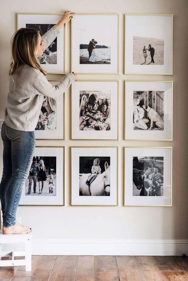 Самые любимые и дорогие сердцу семейные фото должны быть всегда в центре внимания