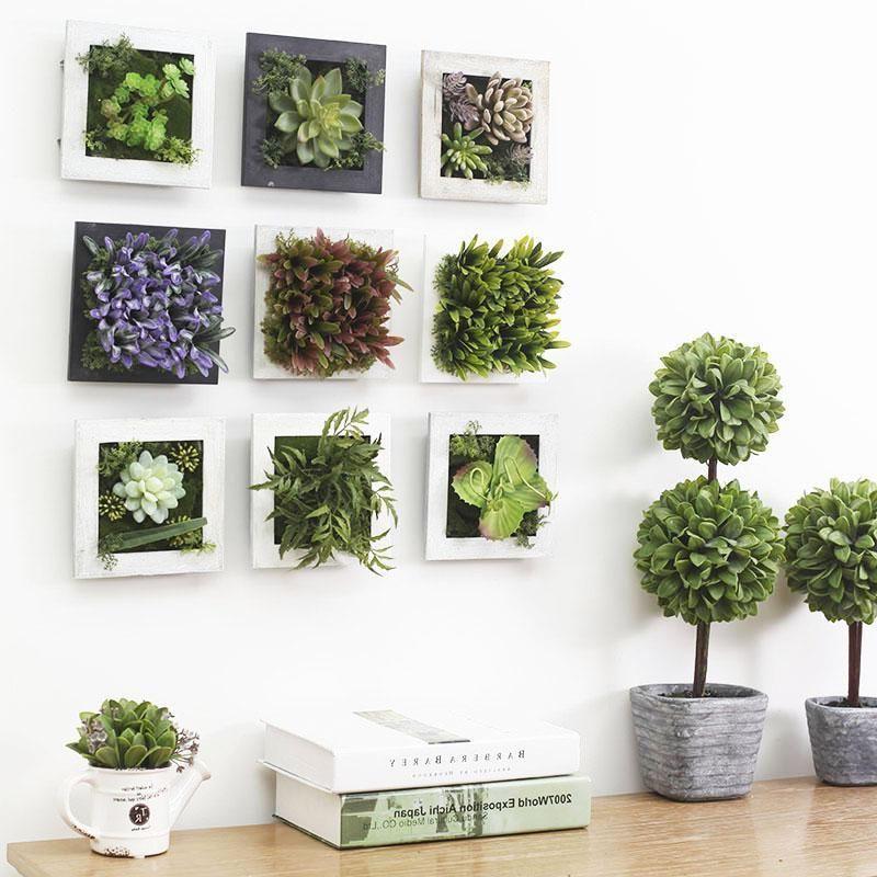 Миниатюрные украшения из живых растений и цветов в непривычном исполнении