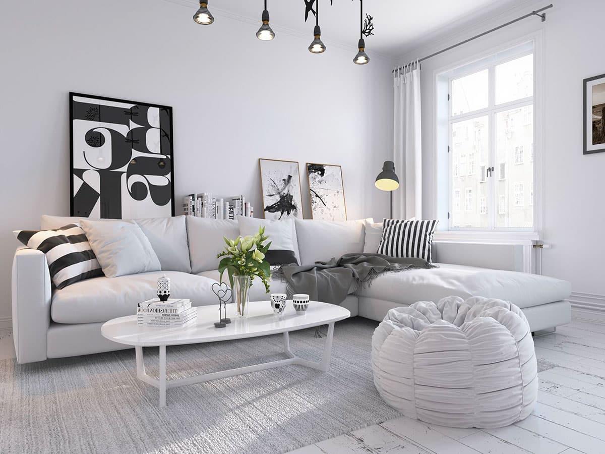 Безграничное совершенство белого в любом стиле