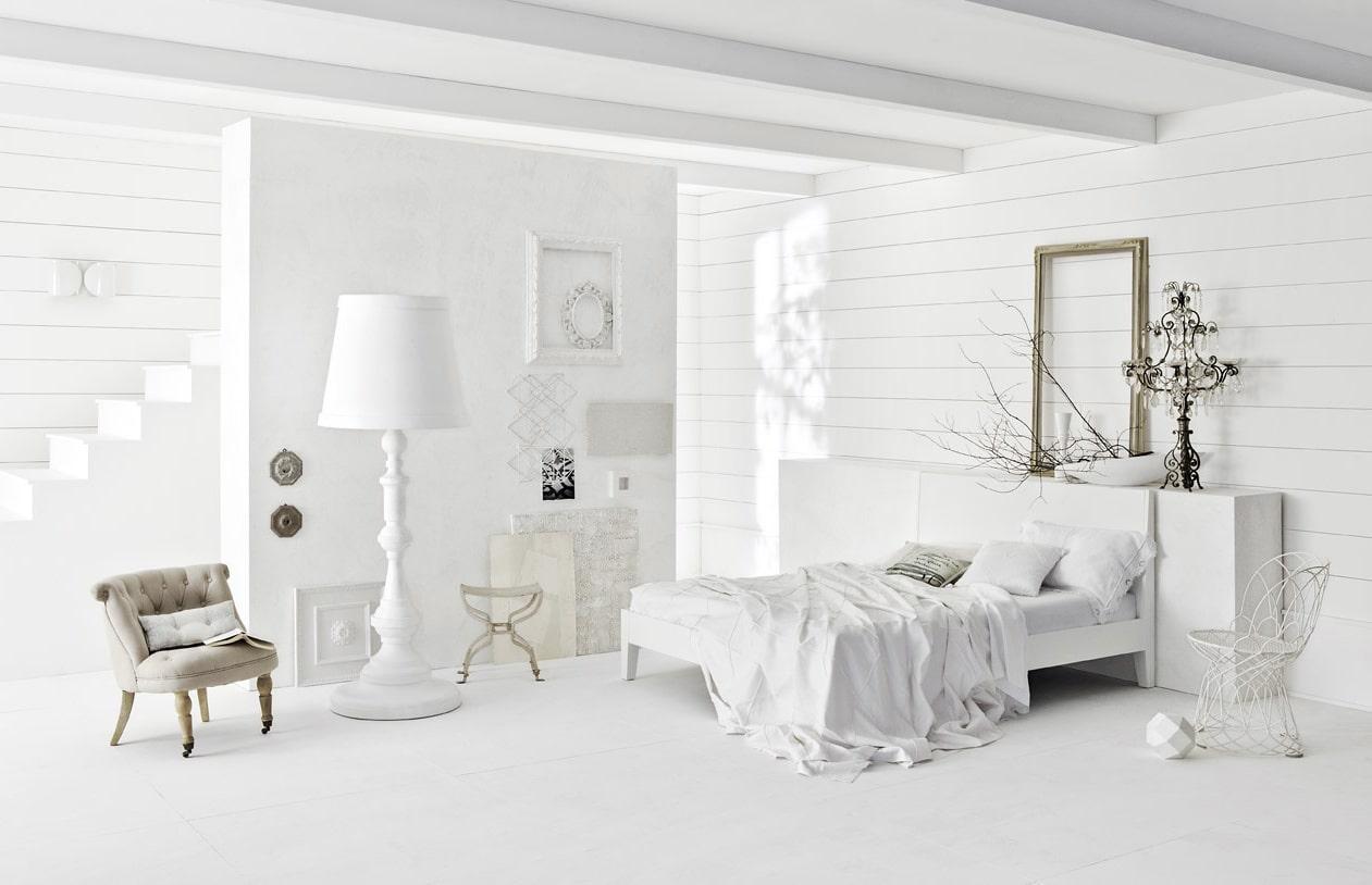 Совершенство белого цвета в каждом сантиметре комнаты