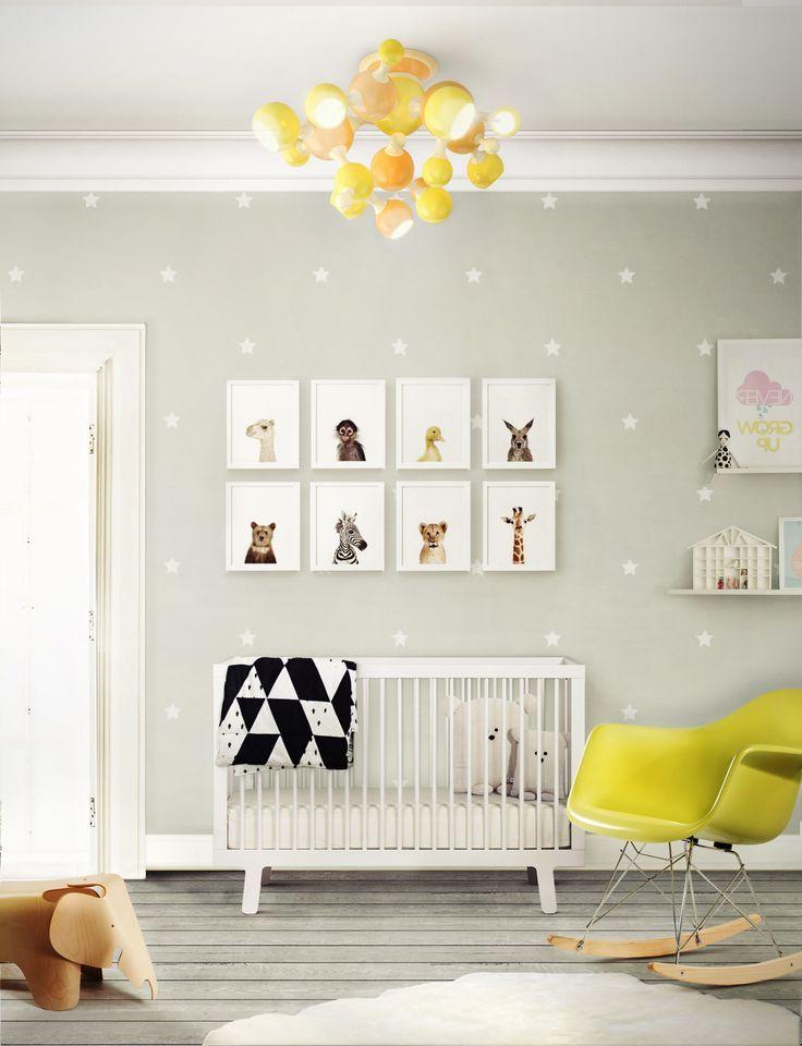 Веселая комната для маленькой леди