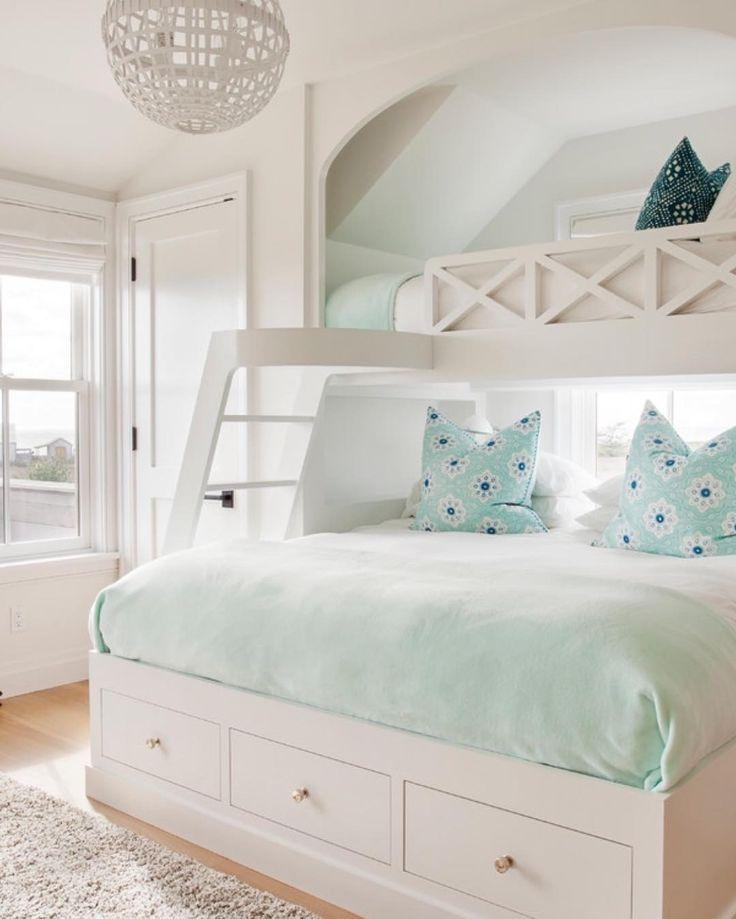 Мягкие и удобные кровати в два яруса спать на которых одно удовольствие