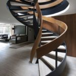 План лестницы в доме