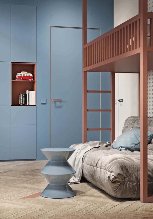 красивая комната для мальчика фото