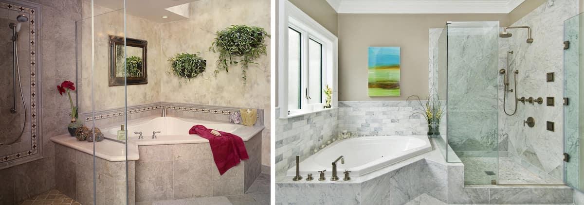 Насладиться принятием ванны с джакузи можно не выходя из дома