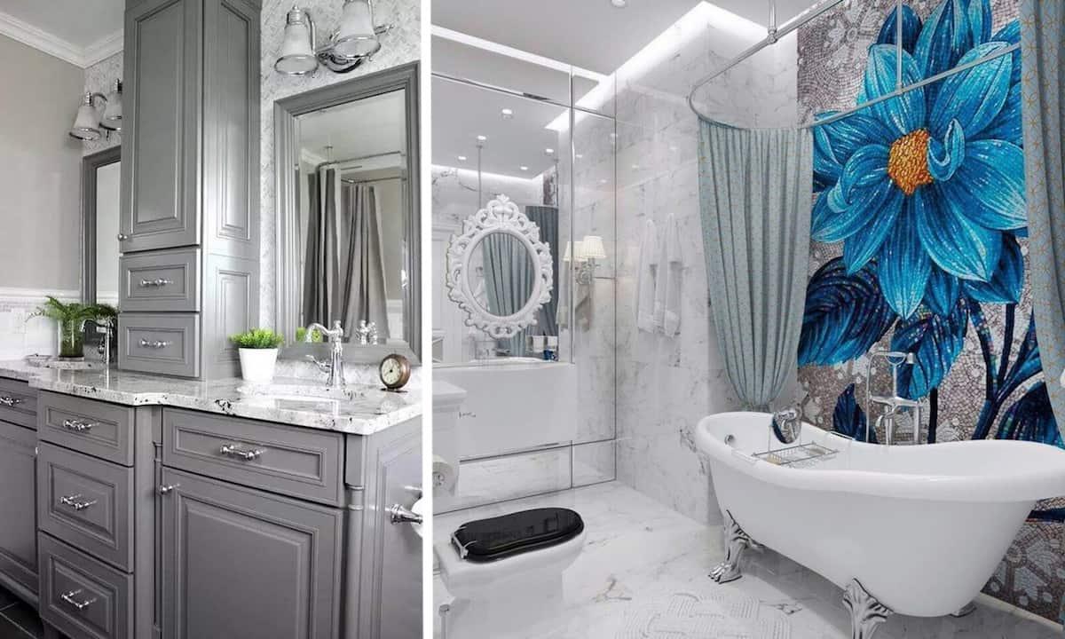 Нехитрый прием с большим зеркалом поможет визуально расширить комнату