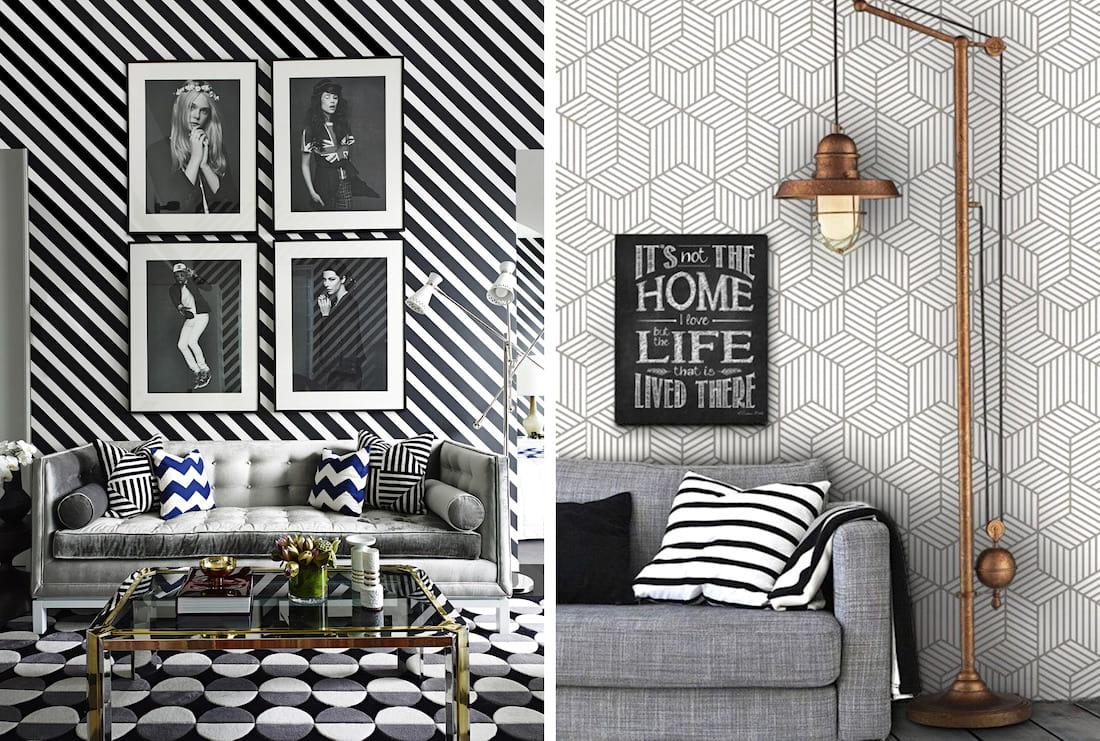 Профессиональные дизайнеры рекомендуют использовать обои хорошо гармонирующие с мебельной обивкой