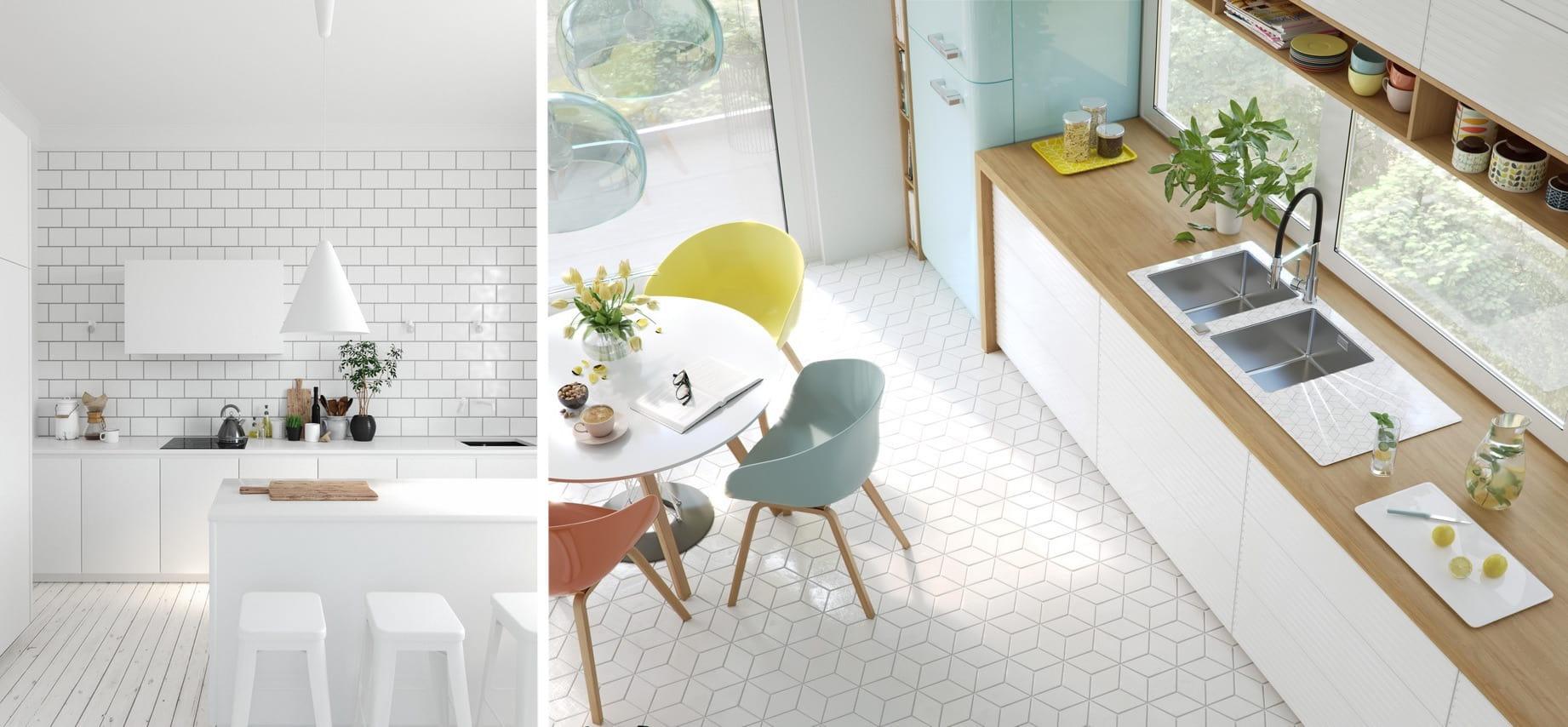 Оформление плафонов и внешняя отделка люстр должны гармонировать с общим кухонным дизайном
