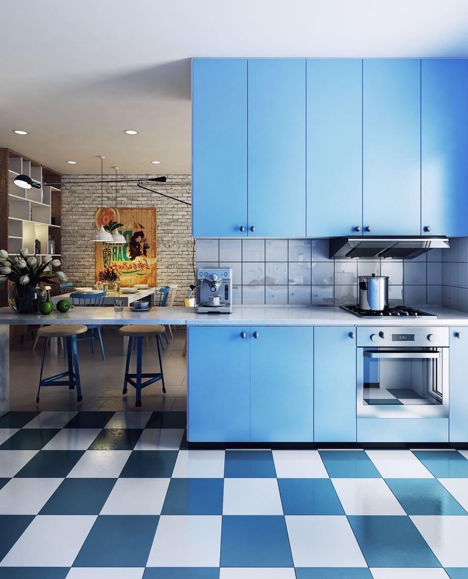 Дизайн кухни маленькой площади идеи советы фото