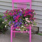 применение старого стула