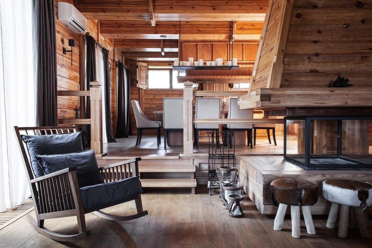 Для уютного и комфортного отдыха должна быть соответствующая мебель