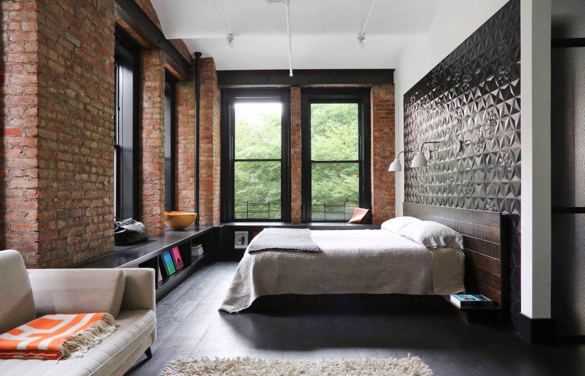 Большие и открытые окна - это максимум естественного света и ощущение легкости в помещении