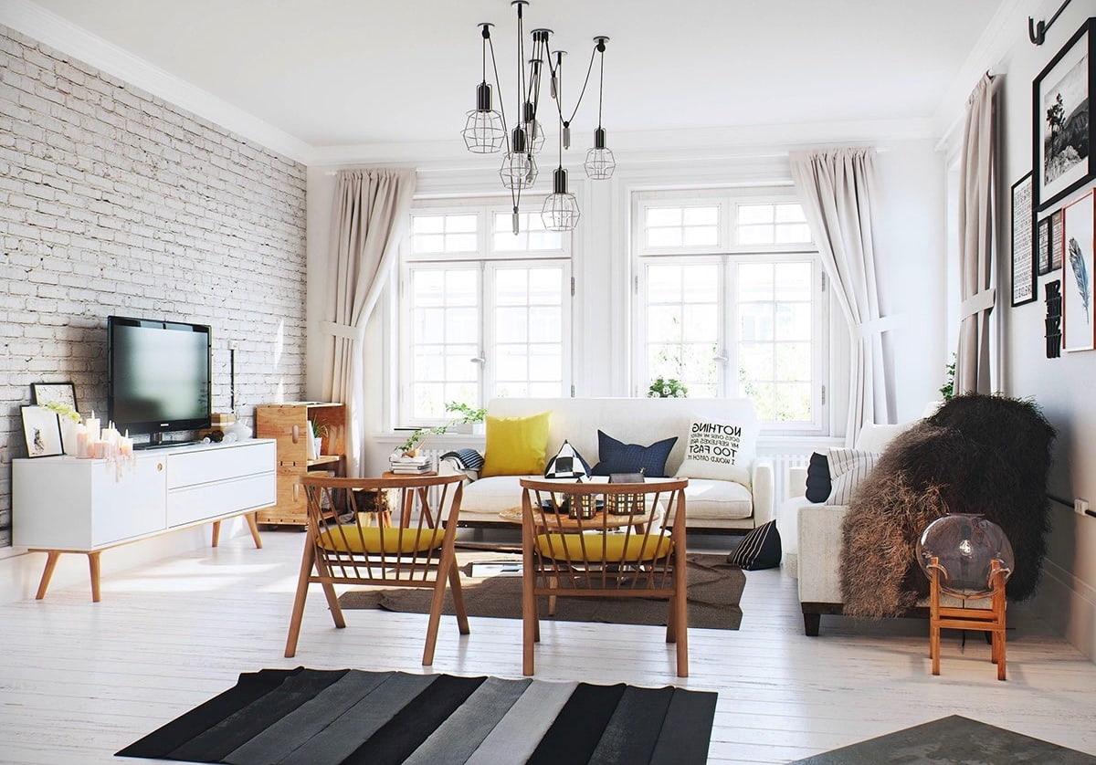 Яркие декоративные элементы необходимы в любом помещении