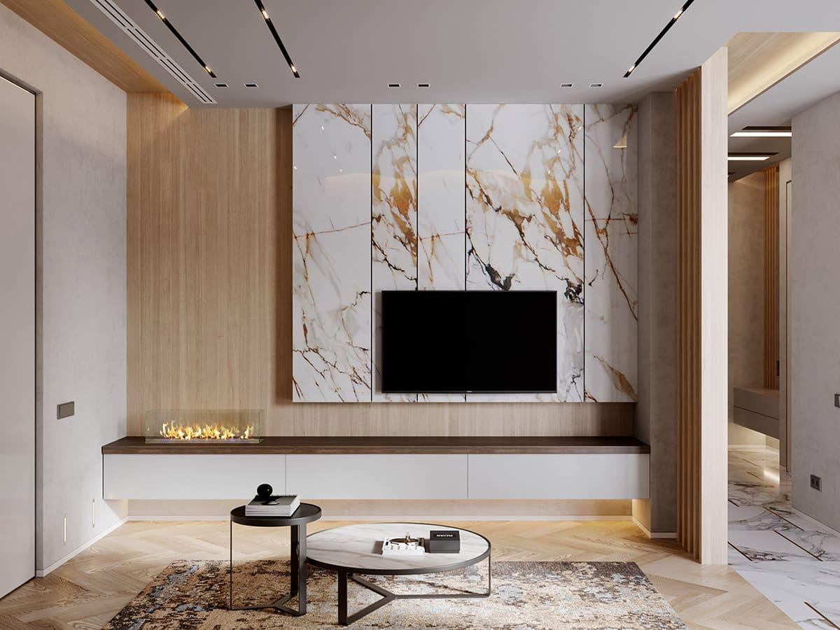 Интересный стиль, изысканный вкус и полный комфорт вот из чего должна состоять уютная гостиная дома
