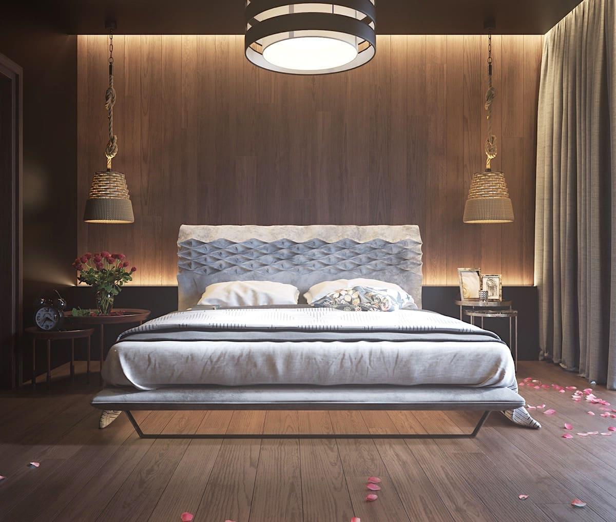 Классический минимализм может показаться монотонным и неинтересным, если его не разбавить яркими элементами декора