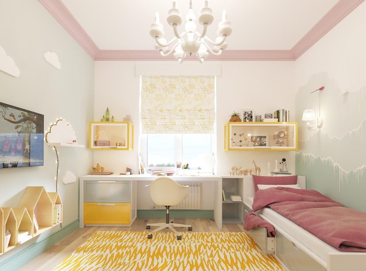 детская комната фото 62