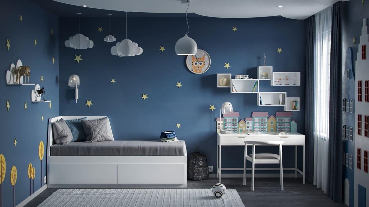 детская комната фото 63
