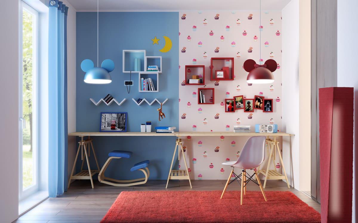 детская комната фото 11