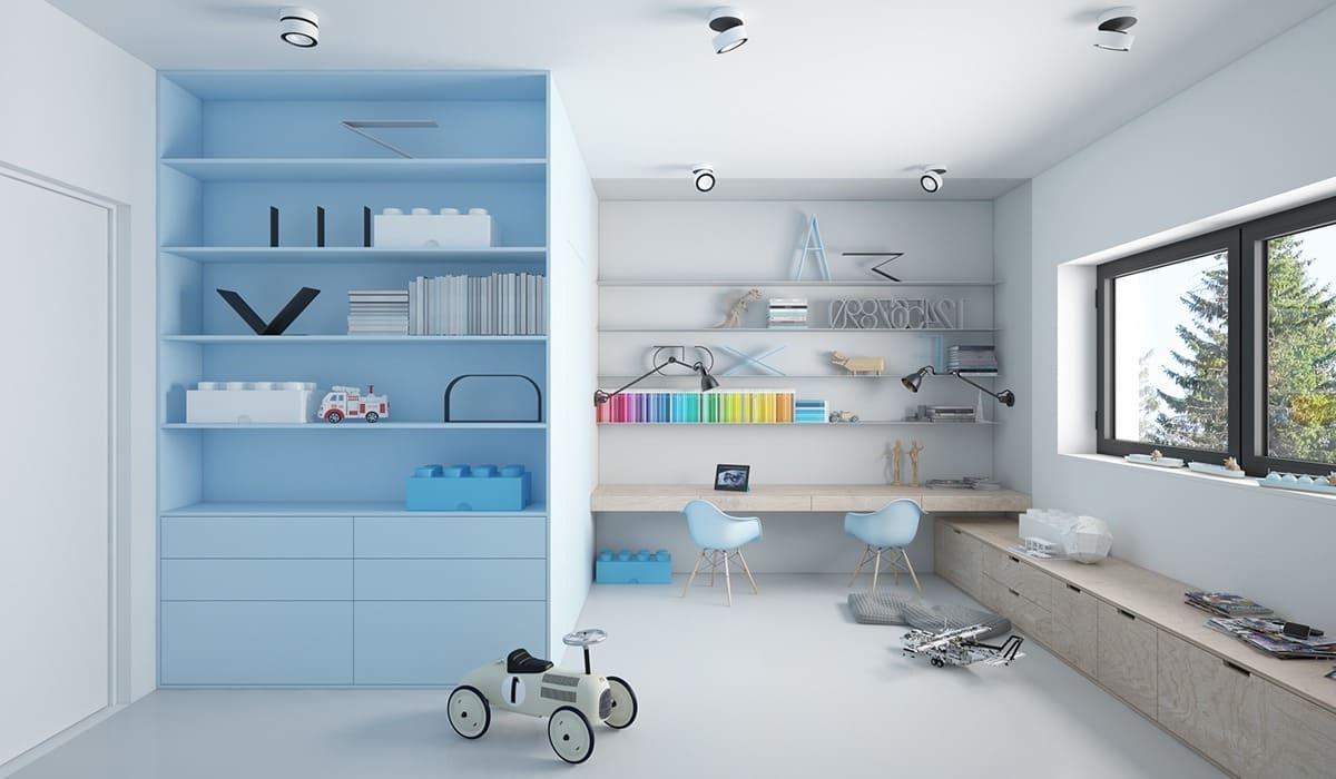 детская комната фото 12