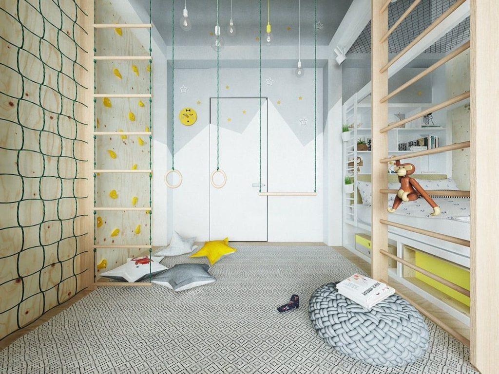 детская комната фото 59