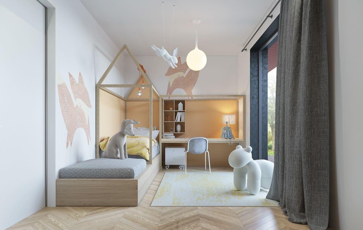 детская комната фото 1