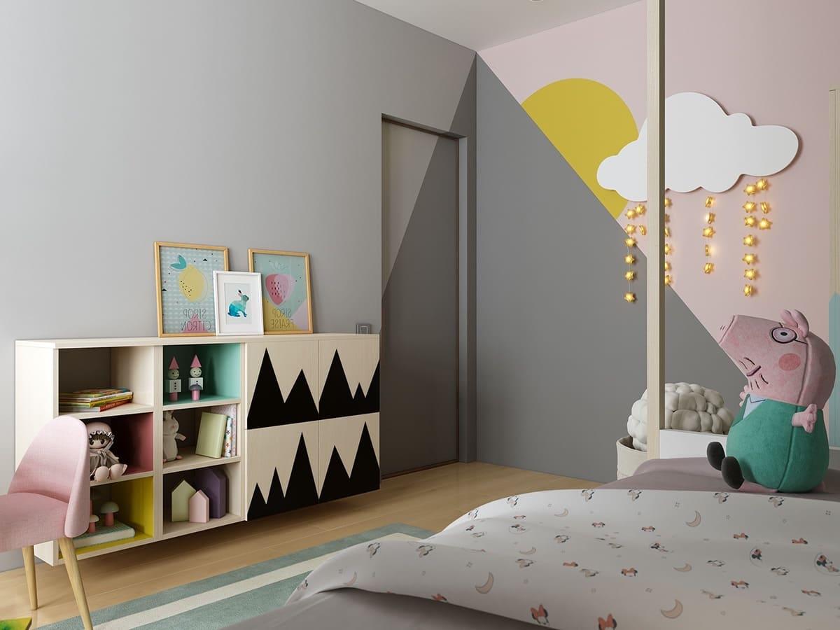 детская комната фото 51
