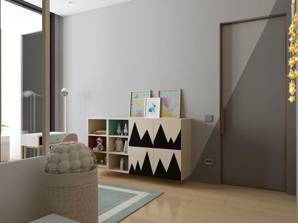 детская комната фото 52