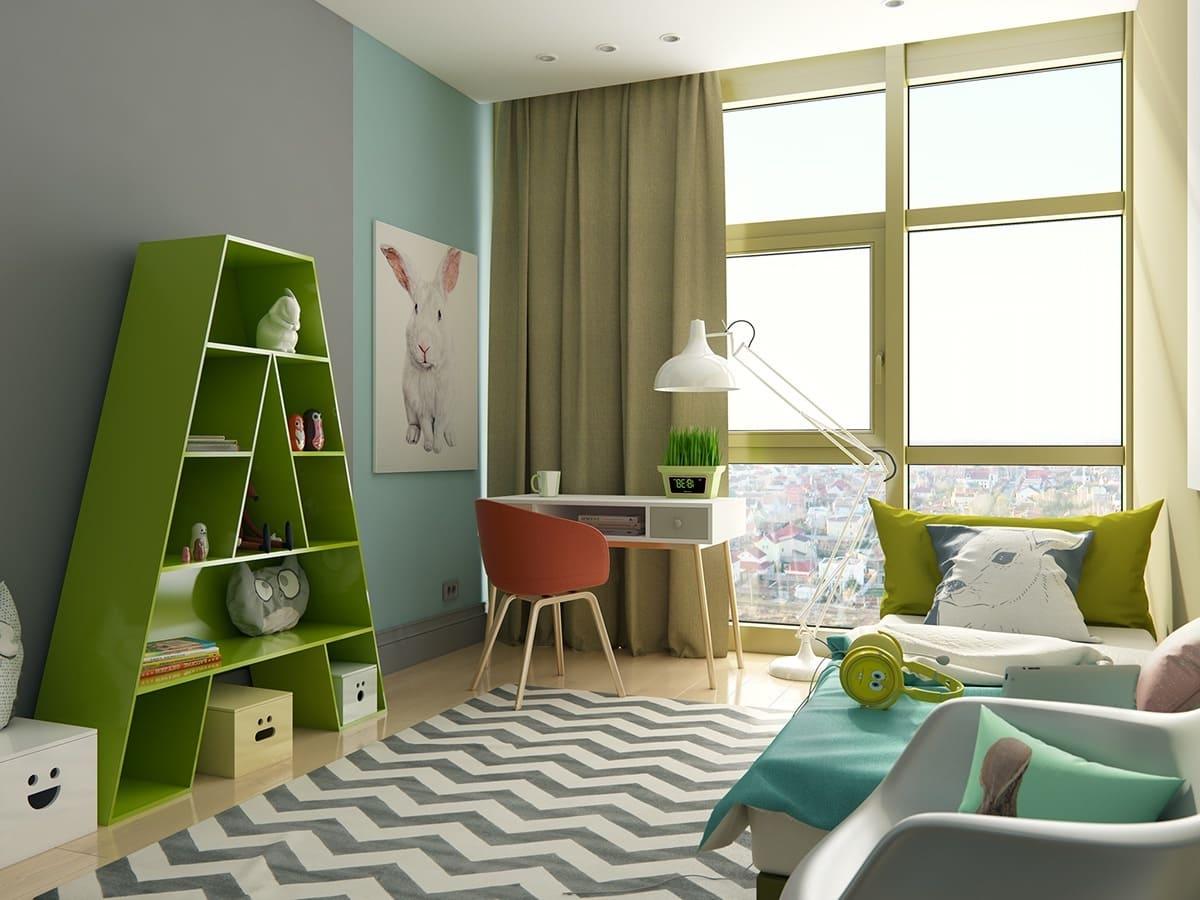 детская комната фото 70