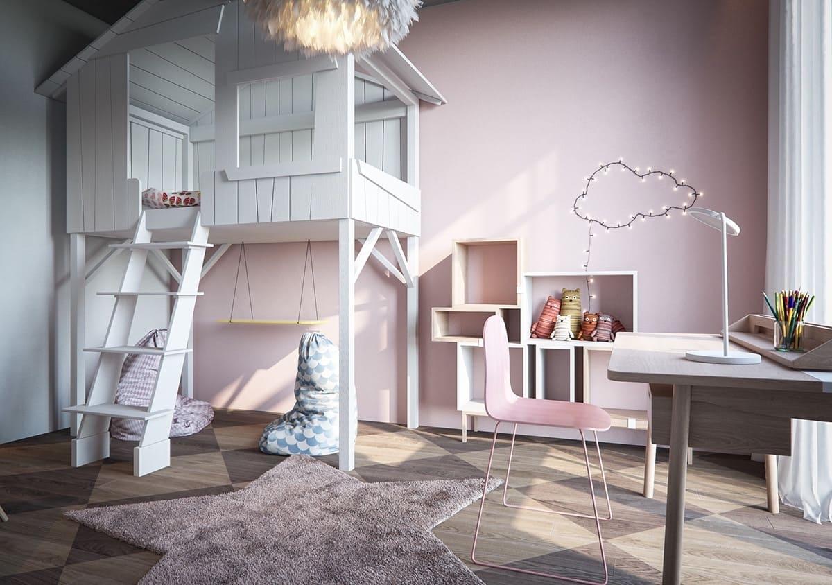 детская комната фото 22