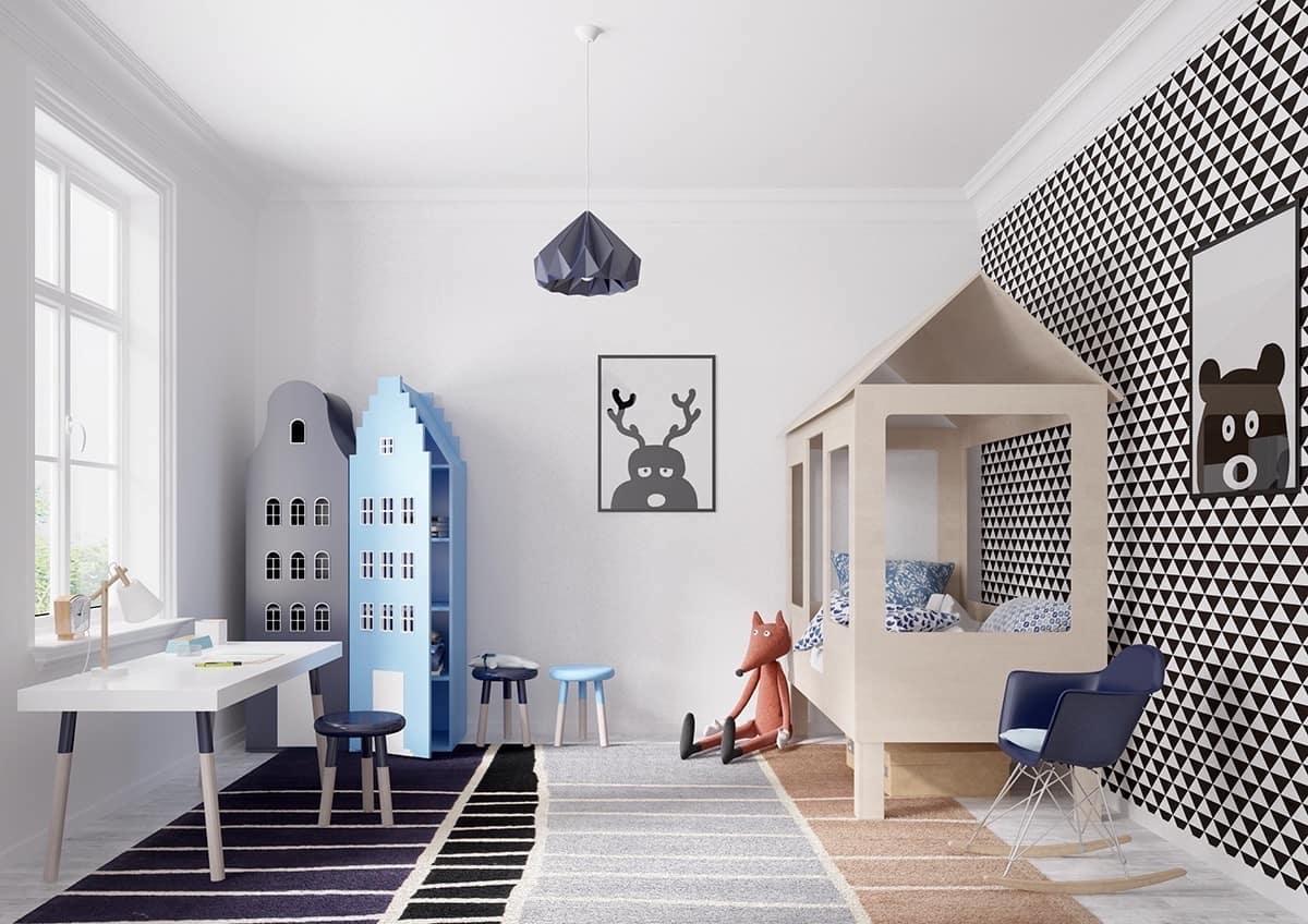 детская комната фото 5
