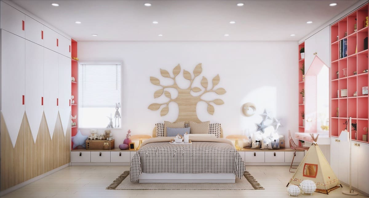 детская комната фото 36