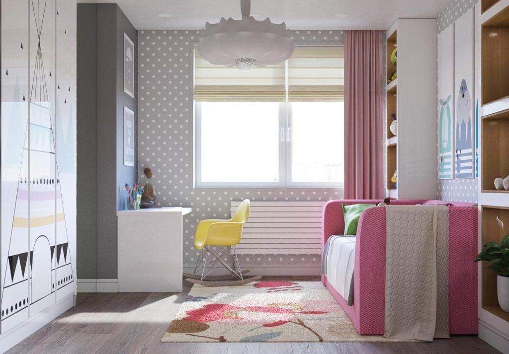 детская комната фото 25