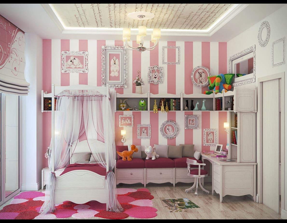 детская комната фото 37