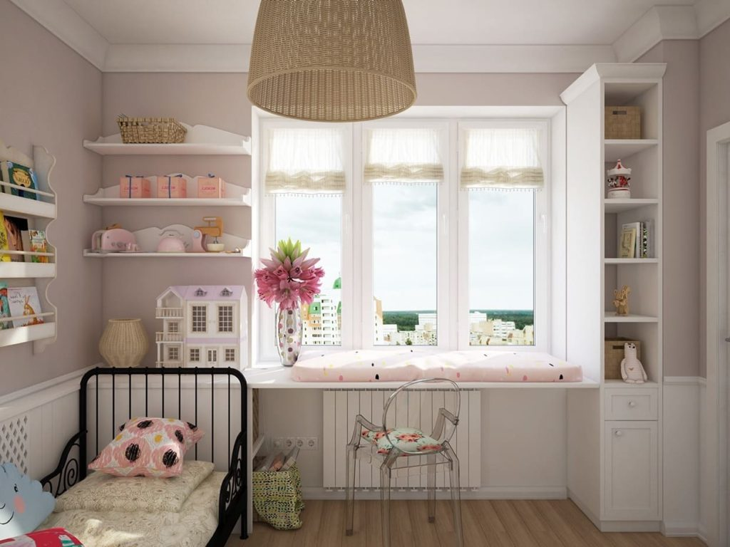 детская комната фото 76