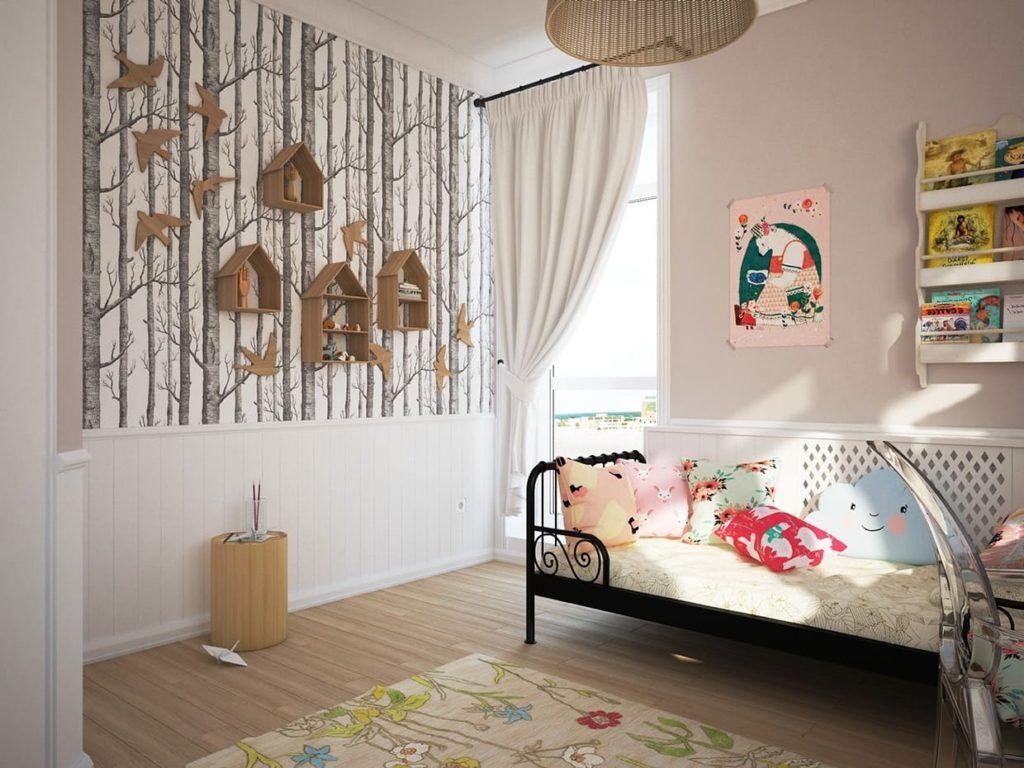 детская комната фото 75