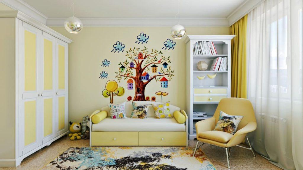 детская комната фото 68