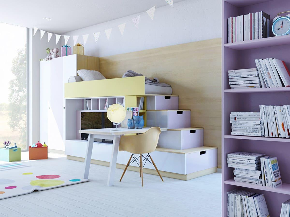 детская комната фото 61