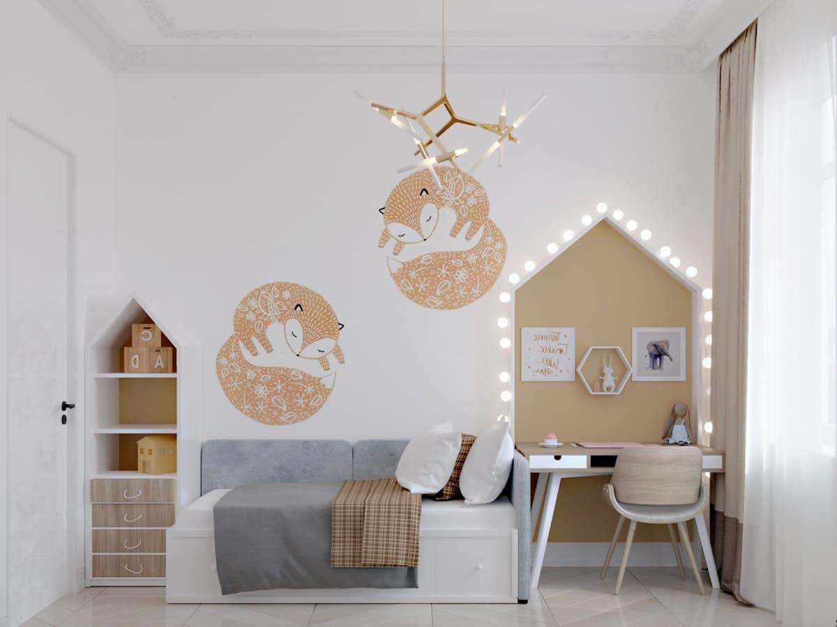 детская комната фото 18