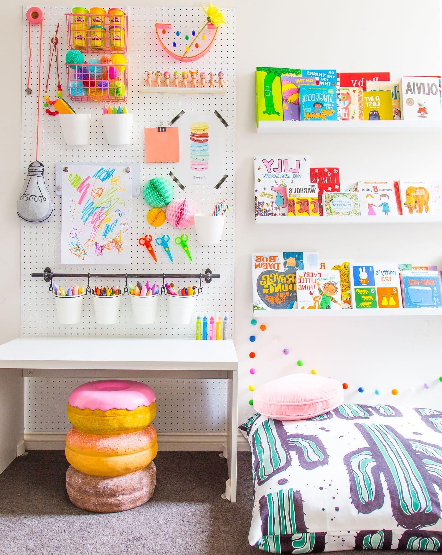 детская комната фото 30