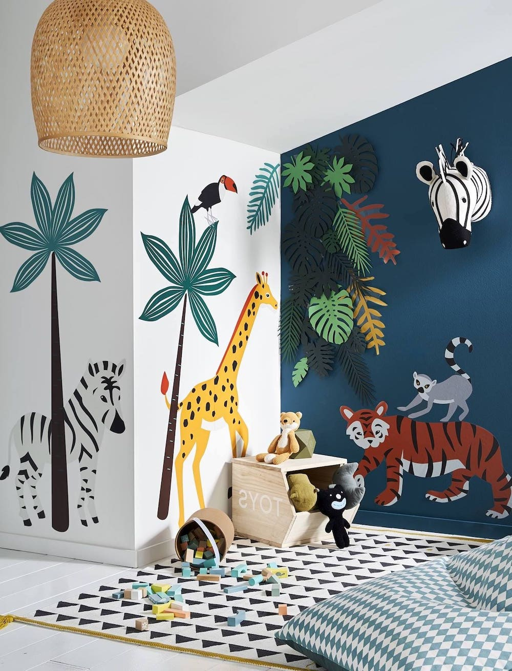 детская комната фото 47
